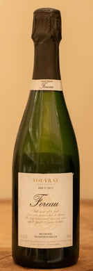 Vouvray Brut 2012