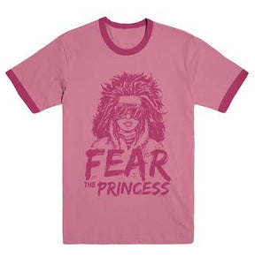 WALKING DEAD FEAR THE PRINCESS T/S XXL (C: 0-1-2)