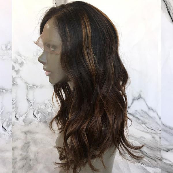 Sereyah | Japanese Fiber Lace Front Wig