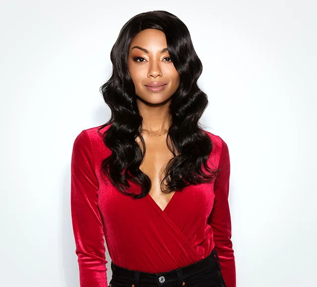 Lavish Lola - Body Wave Side Part Wig