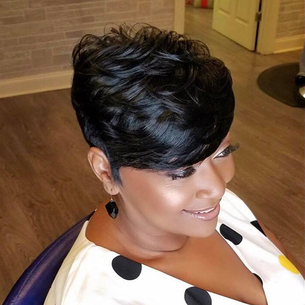 FLASH SALE | Beautiful Short Pixie Cut Wig - HOT019