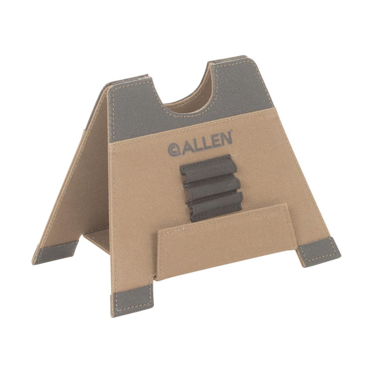 Allen Alpha-Lite Folding Gun Rest, Large, Brown