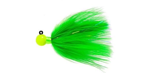 Fire Flies Marabou Flash Jigs #14
