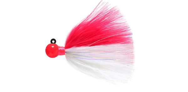 Fire Flies Marabou Flash Jigs #15