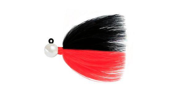 Fire Flies Marabou Flash Jigs #16