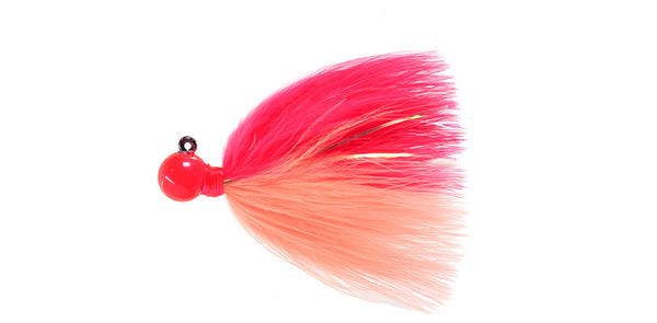 Fire Flies Marabou Flash Jigs #17