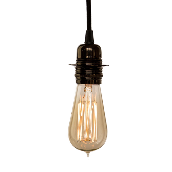 Vintage Light Bulb - Medium Teardrop