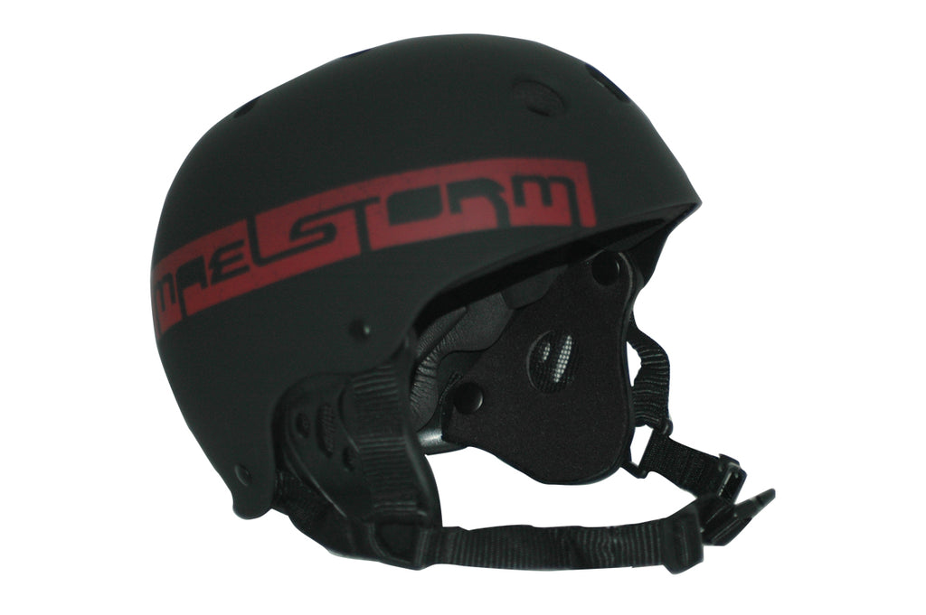 AQUA WAVE Black Helmet