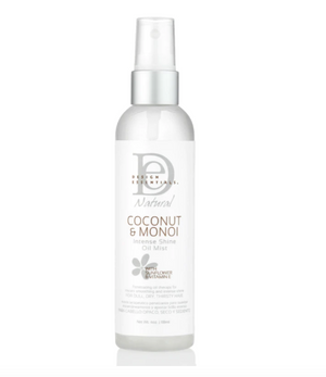 Design Essentials Coconut & Monoi Intense Shine Oil Mist