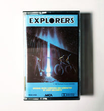 Load image into Gallery viewer, Jerry Goldsmith ‎- Explorers (Music From The Motion Picture Soundtrack)