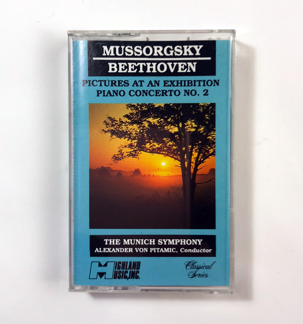 Mussorgsky - Beethoven - Pictures at an Exhibition Piano Concerto No. 2