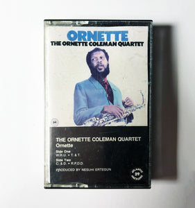 The Ornette Coleman Quartet - Ornette