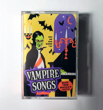 Load image into Gallery viewer, Vampire Songs - Halloween Music from Dracula's Castle