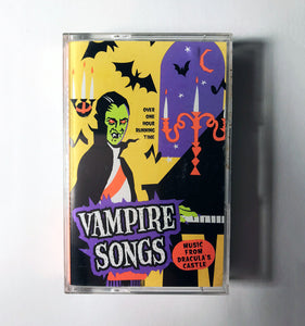 Vampire Songs - Halloween Music from Dracula's Castle