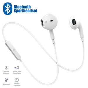 Auriculares Bluetooth Desportivos de Pescoço Wireless