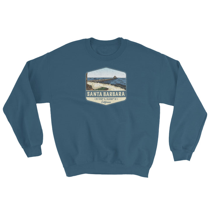 Santa Barbara, California Sweatshirt
