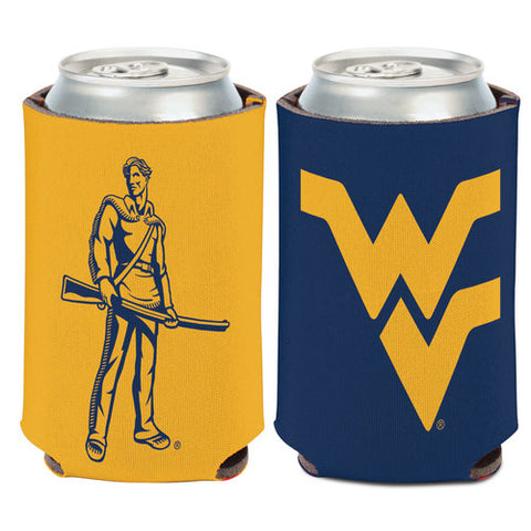 CAN KOOZIE MOUNTAINEERS/WV