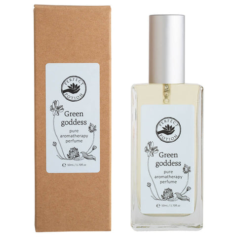 green goddess perfume perfect potion