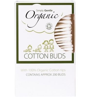Simply Gentle - Organic Cotton Buds