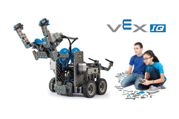 VEX-IQ After School Course Coming Fall 2019
