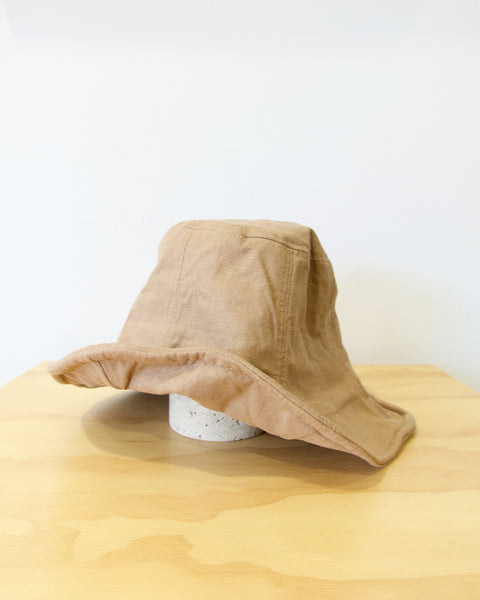 Everyday Hat Woman - Taupe