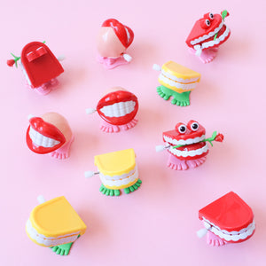 Wind-up Teeth (pack of 4)