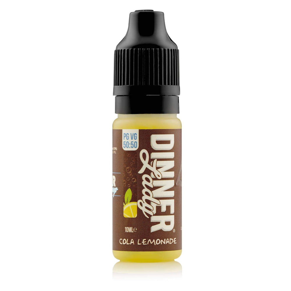 Dinner Lady Cola Lemonade 50-50 Bottle 10ml E-liquid