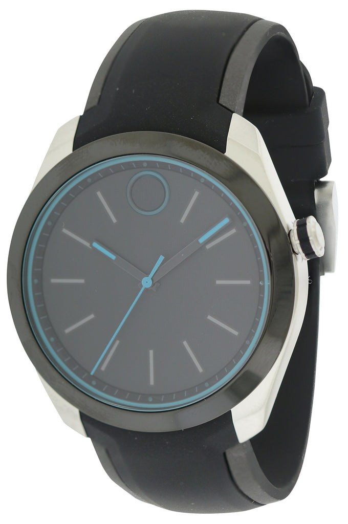 Movado Bold Motion Silicone Smartwatch Mens Watch