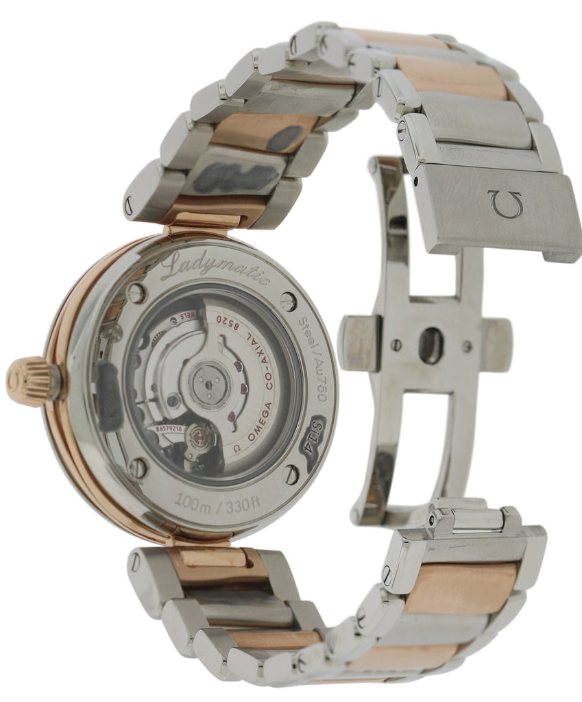 Omega DeVille Ladymatic Two-Tone Ladies Watch