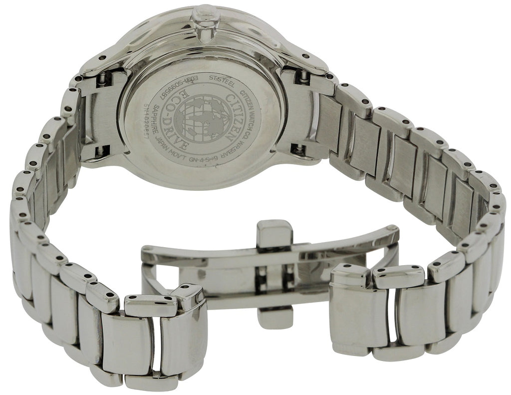 Citizen Eco-Drive Circle Of Time Ladies Watch