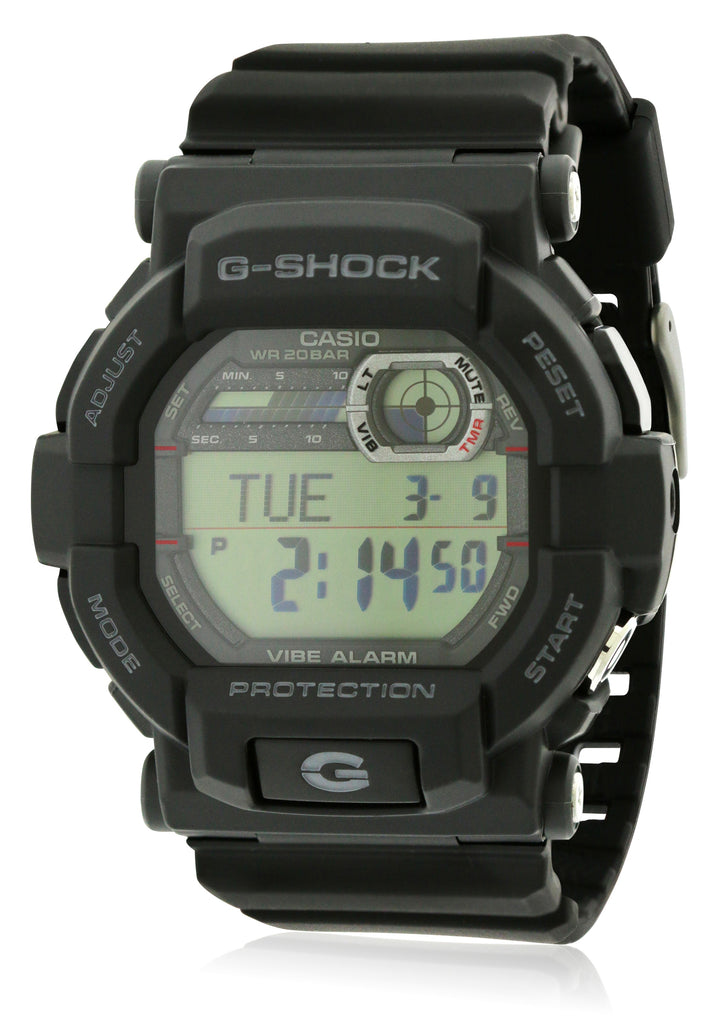 Casio G-Shock Vibration Alarm Mens Watch