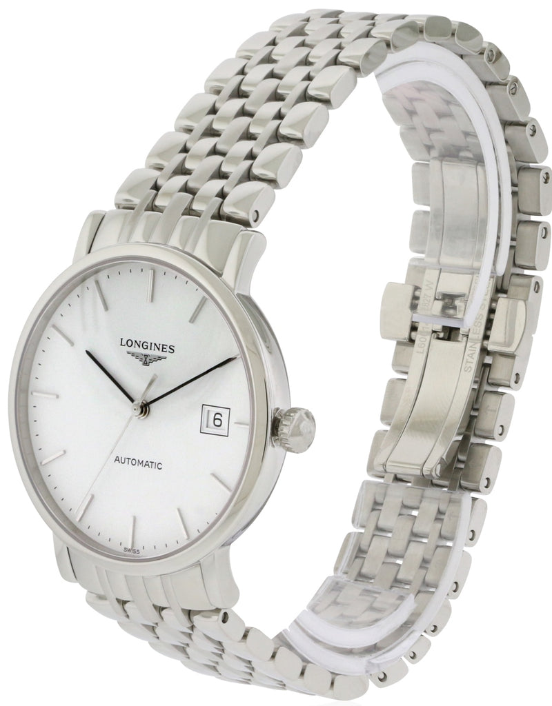 Longines Elegant Collection Automatic Mens Watch