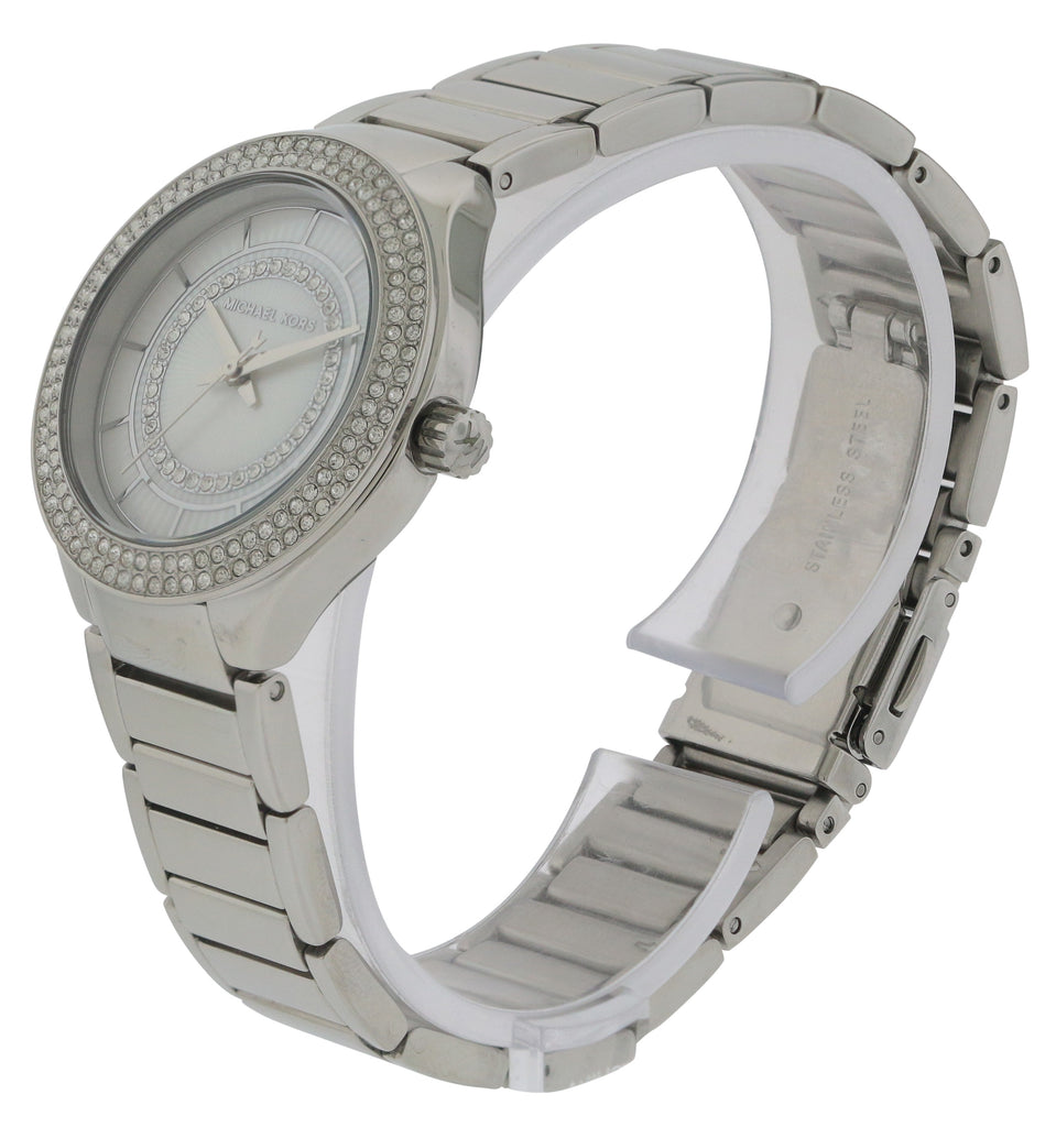 Michael Kors Mini Kerry Stainless Steel Ladies Watch