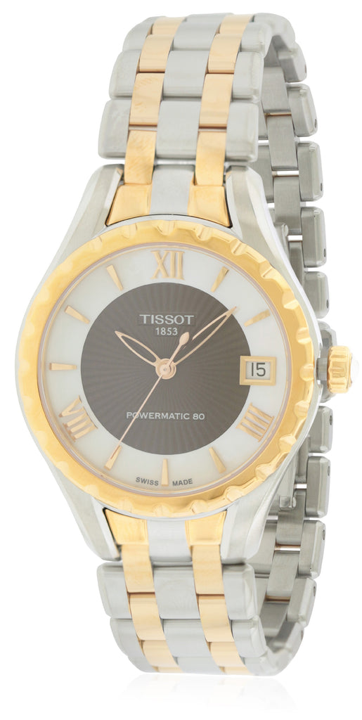 Tissot T-Lady Two-Tone Automatic Ladies Watch