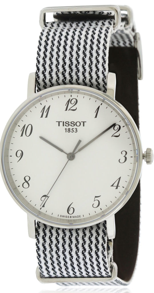 Tissot T-Classic Everytime Fabric Unisex Watch
