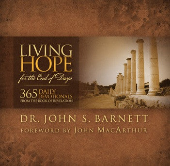 Living Hope for the End of Days (MP3 CD)
