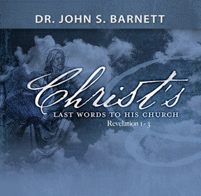 Christ's Last Words to His Church (MP3 CD)