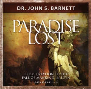 Paradise Lost - from Creation to the Fall of Mankind in Eden (MP3 CD)