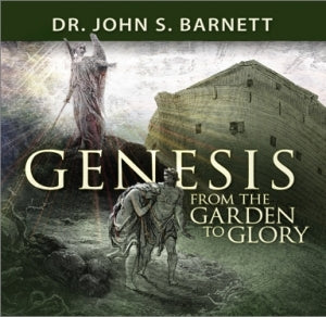GENESIS: From the Garden to Glory (MP3 CD)
