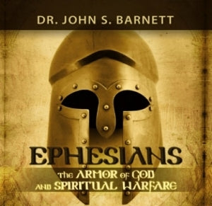 Ephesians: The Armor of God and Spiritual Warfare (MP3 CD)
