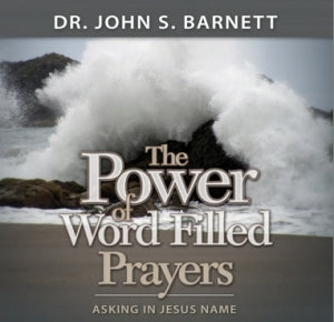 The Power of Word Filled Prayers (MP3 CD)