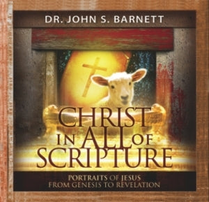 CHRIST in All the Scripture--Portraits of Jesus from Genesis to Revelation (MP3 CD)