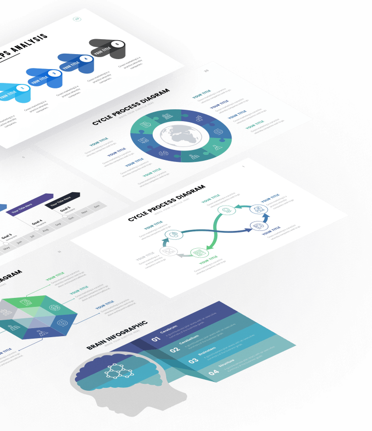Infograpia - Infographic Templates for Powerpoint | Google Slides