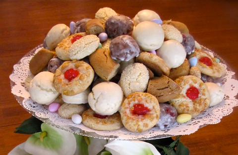 Our Specialty. . . Italian Cookies