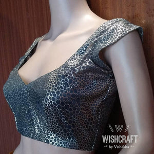 Blouse Design 138 - Limited edition Gorgeous party wear blouse