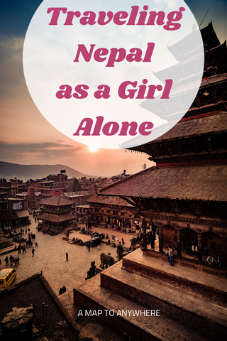 Traveling Nepal as a Girl Alone