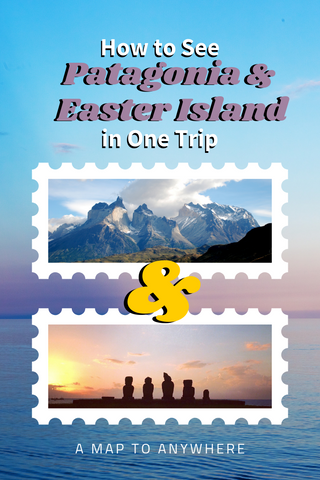 patagonia and easter island