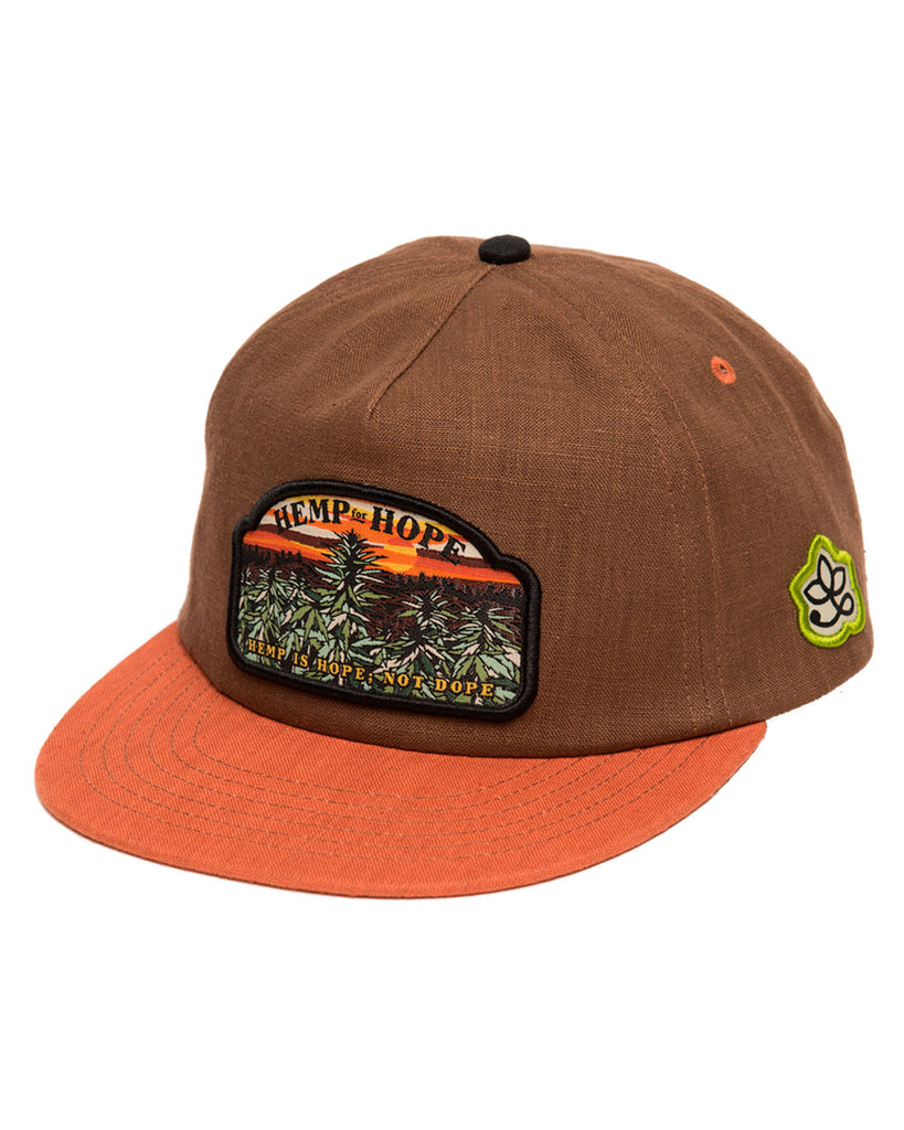 Hope - Hemp Cap