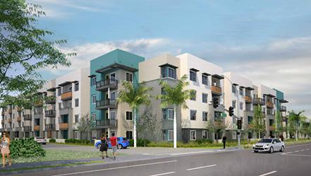 Anaheim's 13th affordable housing project would have units for families making as little as $32,800