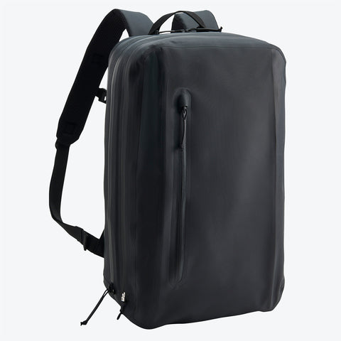 "{""color"":""Black""}, ALLTERRAIN Transform Backpack Front View"